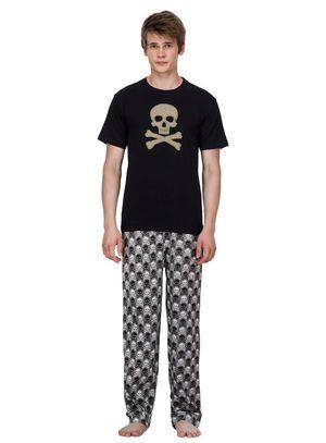Skull-Men PJ Set