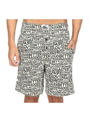 Stronger at night-Men Shorts