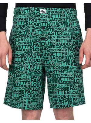 Stronger at night-Men Shorts