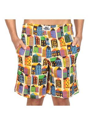 Retro metro-Men Shorts