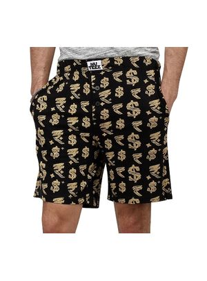 Dollar and Rupee-Men Shorts