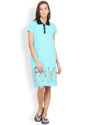 Nuteez Fashion  Nightshirt for women