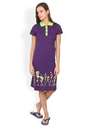 Nuteez Fashion  Nighshirt for women