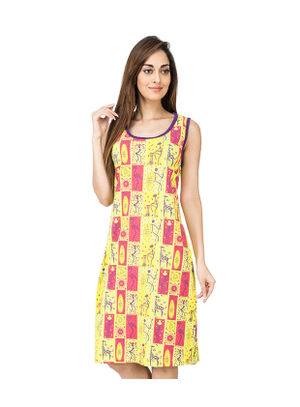 Kokopelli-Women Long tank(Sleeveless)