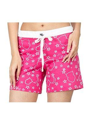 Wide Awake -Women Shorts