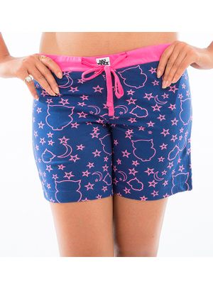Wide Awake -Women Shorts