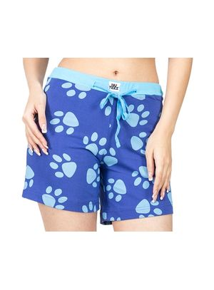 Paws -Women Shorts