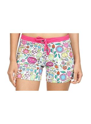 Flower Power -Women Shorts