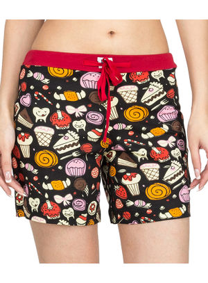 Sweet Tooth -Women Shorts