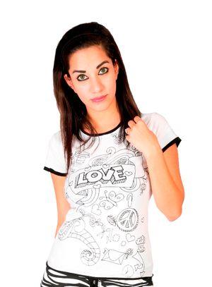 Love Doddle -Women Tee