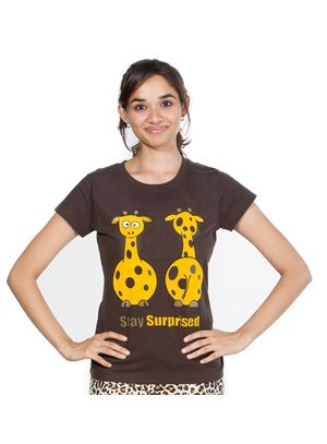 Stay Surprised -Women Tee