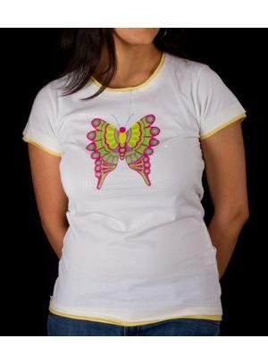 Flying Colors -Women Tee