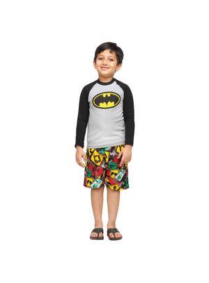 Knight Fall-Kids Shorts Set