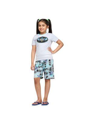 Deep Freeze-Kids Shorts Set