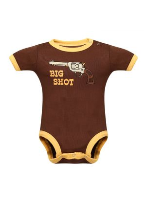 Big Shot -Lazyone Kids Onesies