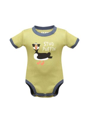 Stud Puffin  -Lazyone Kids Onesies