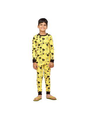 I Am A Freak-Kids PJ Set