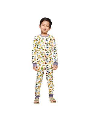 Animals-Kids PJ Set