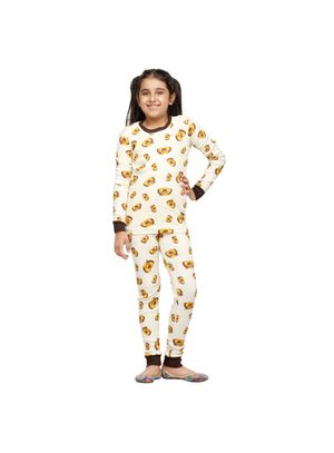 No You Do It-Kids PJ Set