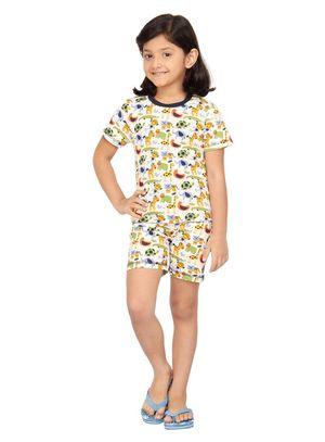 Animals -Kids Shorts  Set