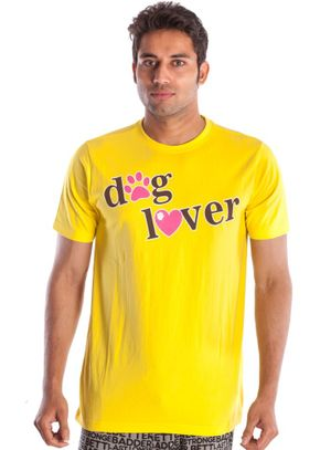 Dog Lover-Men Tee