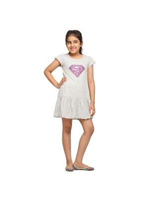Super Girl-Superman Dress