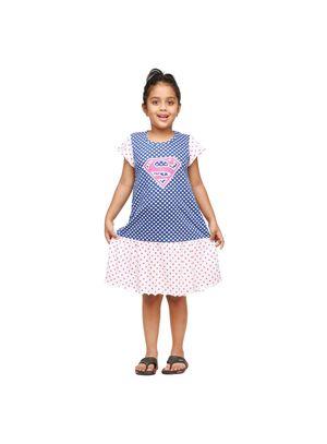 Wonder Girl-Superman Dress