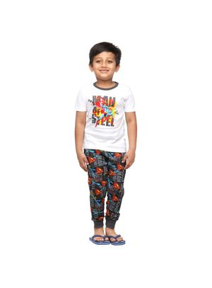 Man Of Steel-Kids PJ Set