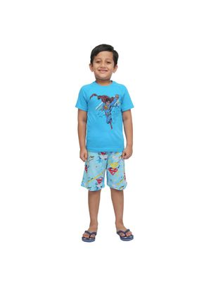 Galactic Battle-Kids Shorts Set