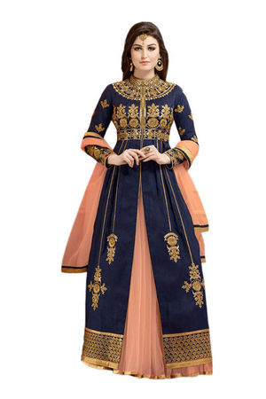 Gulzar Anarkali Suit 28