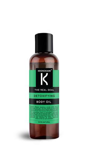 THE REAL DEAL - DETOXIFYING BODY OIL - 100 ML