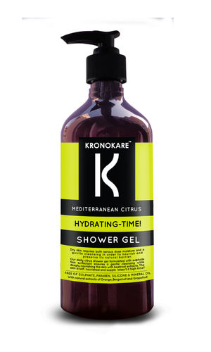 HYDRATING-TIME! - SHOWER GEL - 500 ML