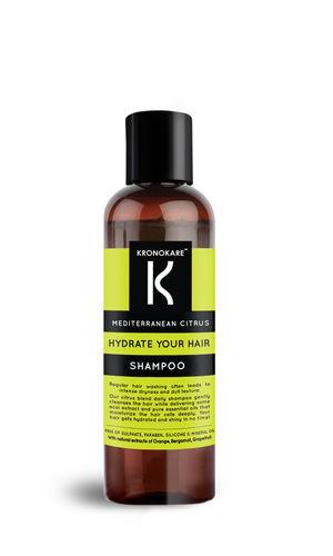 HYDRATE THE HAIR! - SHAMPOO - 100 ML