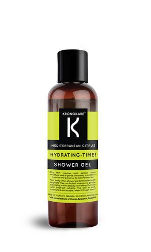 HYDRATING-TIME! - SHOWER GEL - 100 ML