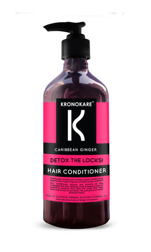 DETOX THE LOCKS! - HAIR CONDITIONER - 500 ML