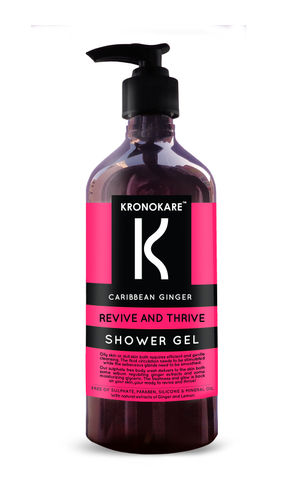 REVIVE AND THRIVE - SHOWER GEL - 500 ML