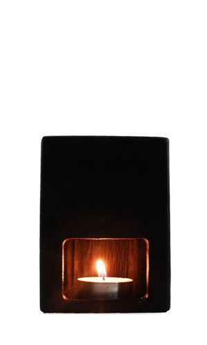 LARGE COUNTENANCE - OIL AND PERFUME BURNER