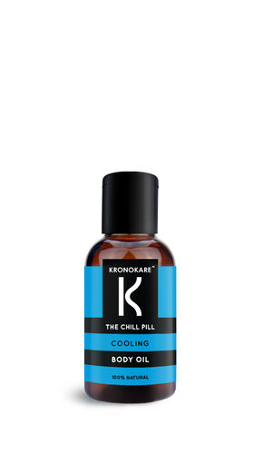 THE CHILL PILL - COOLING BODY OIL - 30 ML