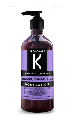 SMOOTH(ENING) OPERATOR - BODY LOTION - 500 ML