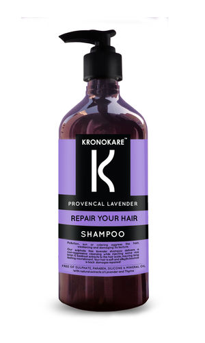 REPAIR THE HAIR - SHAMPOO - 500 ML