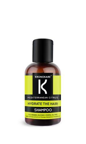 HYDRATE THE HAIR! - SHAMPOO - 55 ML