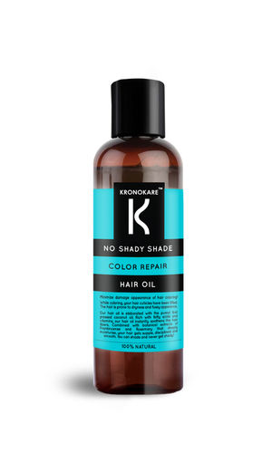 NO SHADY SHADE - COLOR REPAIR HAIR OIL - 100 ML