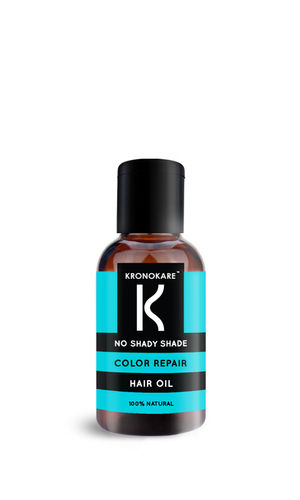 NO SHADY SHADE - COLOR REPAIR HAIR OIL - 30 ML