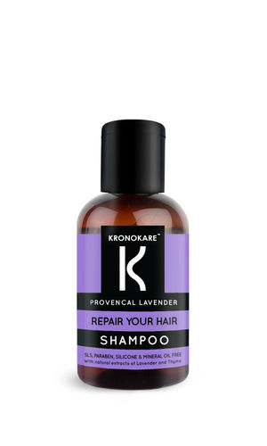REPAIR THE HAIR - SHAMPOO - 55 ML