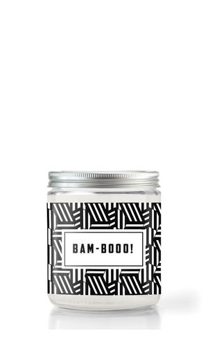 BAM-BOOO - SCENTED CANDLE - 100 GM