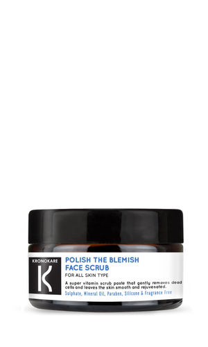 POLISH THE BLEMISH - FACE SCRUB - 50 GM