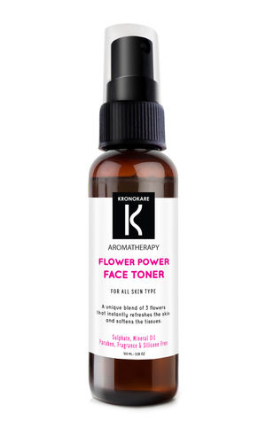 FLOWER POWER - FACE TONER - 100 ML