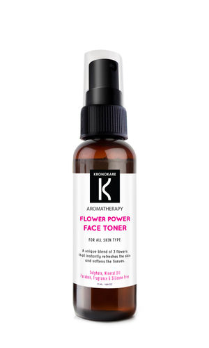 FLOWER POWER - FACE TONER - 55 ML