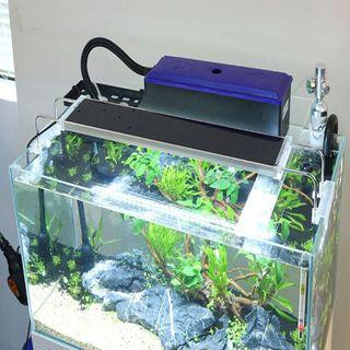 Hervorragend Sunsun JS-400B Aquarium Top Filter Crevice Upper Box Adjustable LP21
