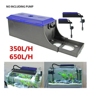 Bekannt Sunsun JS-400B Aquarium Top Filter Crevice Upper Box Adjustable CW99